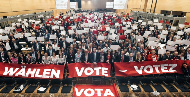 ETUC Congress 2019 group